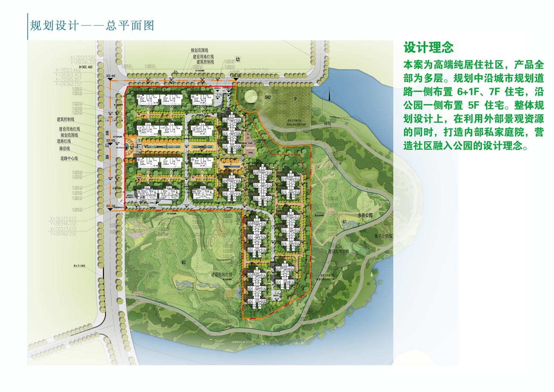 06-01 2#地块规划设计-总平面图